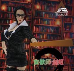 女兵人素体_1:6男兵人包胶男素体 西服套装_东莞市佳偶动漫科技有限公司